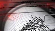 زلزله در برنامه زنده تلویزیونی و خونسردی مجری / ببینید