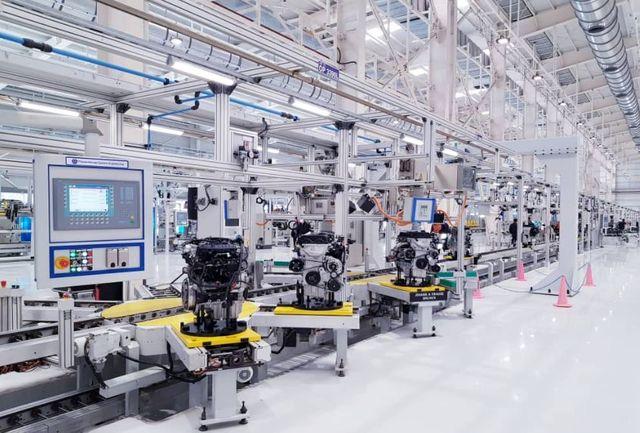 تولید خانواده موتور کم مصرف یورو ۶ در قزوین آغاز شد