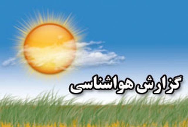 دمای تهران به 37 درج می رسد/ انتظار خیزش گرد و غبار در منطقه زابل
