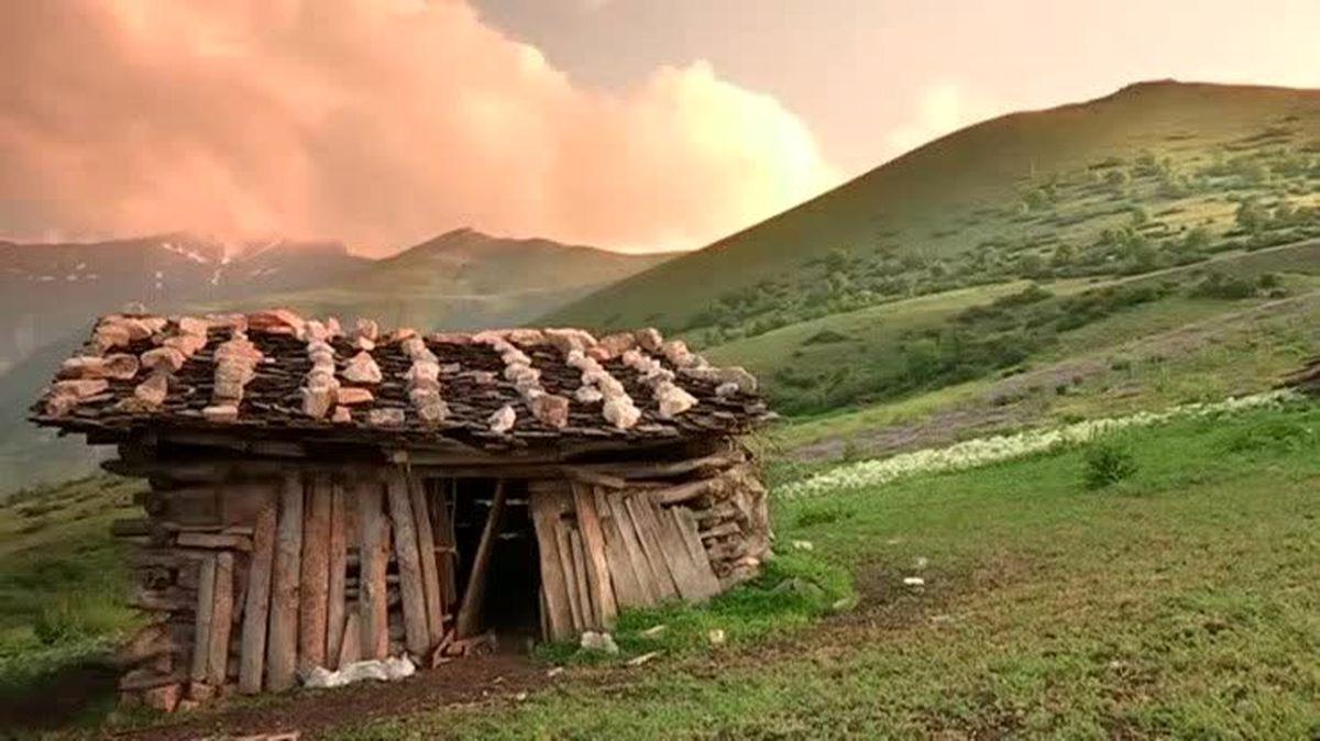 سفر به گزن چال مازندران با «ایرانگرد»