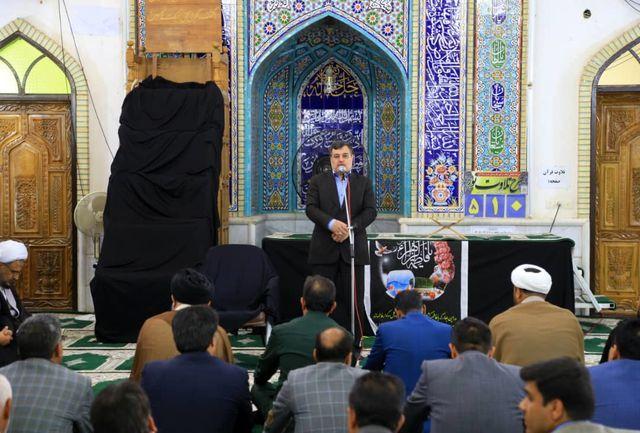 برکات انقلاب اسلامی در همه مناطق کشور مشهود است/ملت ایران با حضور گسترده در راهپیمایی 22 بهمن رویداد بزرگی را رقم می زنند