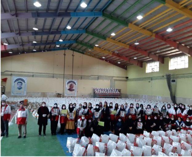 توزیع ۳۰۰۰ بسته حمایتی در قالب طرح دست یار و پویش مواسات
