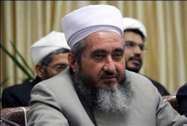 مولوی عبداللهی: آموزش افرادی انقلابی و لایق برای جمهوری اسلامی ضروری است