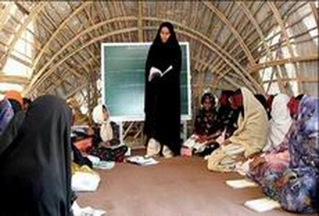 کلاسهای درس پیشساخته جایگزین مدارس کپری میشود