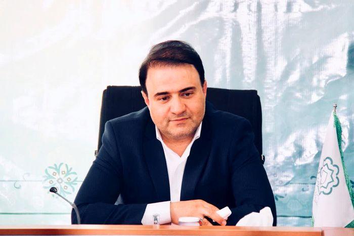 اجرای ۳۰۰ هزار مترمربع درختکاری در حاشیه بلوار آیتالله بروجردی