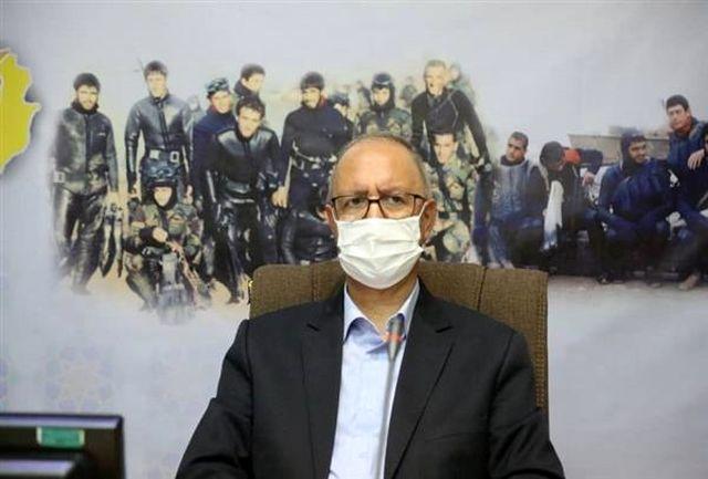 زنجان در مرز هشدار کرونایی قرار گرفت