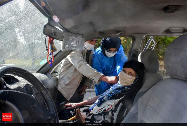 ۳ هزار سالمند در استان مرکزی در برابر کرونا واکسینه شدند