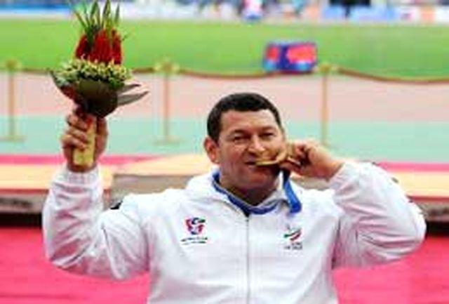 باقری جدی دومین مدال نقره خود را ثبت نمود