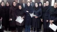 مراسم ویژه گرامیداشت روز مددکاران دراداره بهزیستی شهریار برگزارشد.