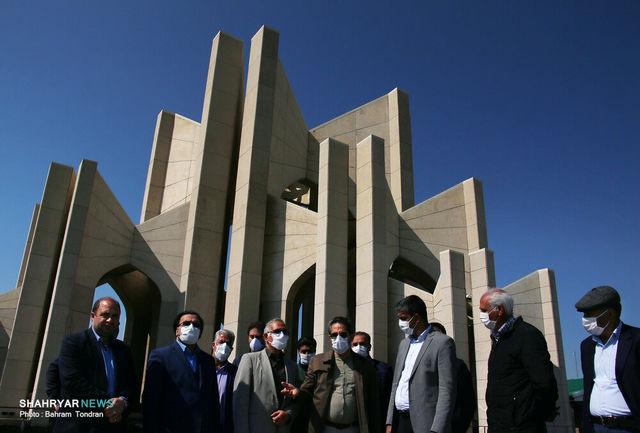 قدردانی از اقدامات شهرداری تبریز در پروژه مقبرهالشعرا/ اعلام تخصیص اعتبارات دولتی برای تسریع در اتمام پروژه