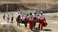 عملیات 38 ساعته برای نجات پاراگلایدرسوار مصدوم در ارتفاعات سوادکوه