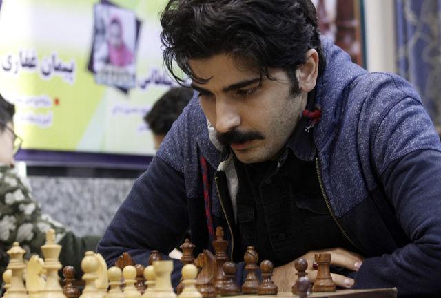آغاز مرحله نیمه نهایی مسابقات جشنواره سراسری شطرنج آقایان کشور