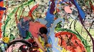 بزگترین نقاشی جهان فروخته شد