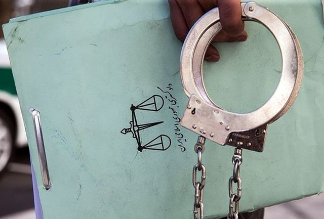 """علت دستگیری پسر """"پارکورکار"""" معروف"""