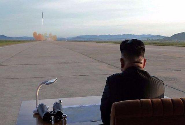 اولین آزمایش اتمی کره شمالی