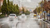 ایران بارانی میشود