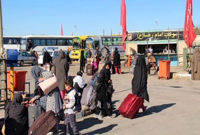 ورود دومین کاروان زائران حسینی از پاکستان/ یک هزار و311 زائر وارد میرجاوه شدند