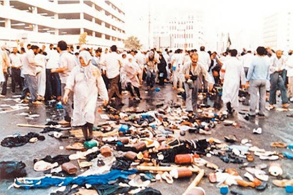 کشتار حجاج ایرانی در «پروژه 52»