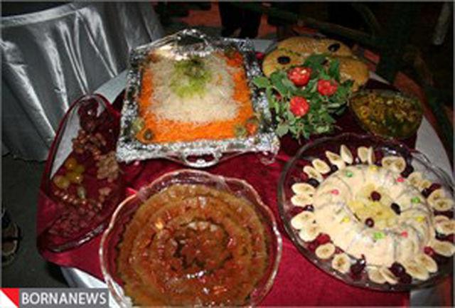 برگزاری مسابقه آشپزی غذاهای سنتی رمضانی در خوی