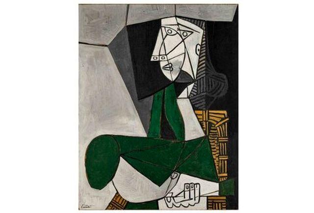 نقاشی محبوب پیکاسو پس از ۳۵ سال به حراج می رسد