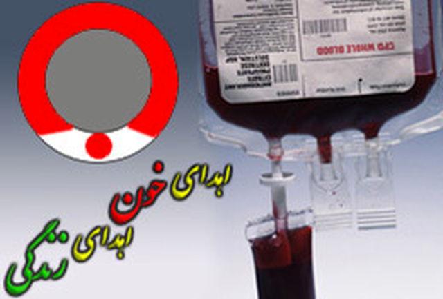 مراکز فعال خونگیری در 22 بهمن اعلام شد
