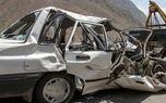 تصادف با پراید، دو کشته و دو مصدوم برجای گذاشت
