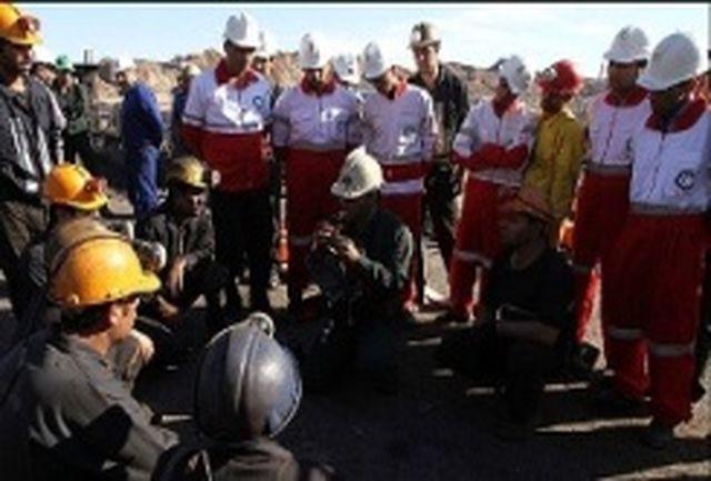 ریزش معدن زغال سنگ کلاریز در شاهرود/ عملیات امداد برای نجات کارگران در حال انجام است