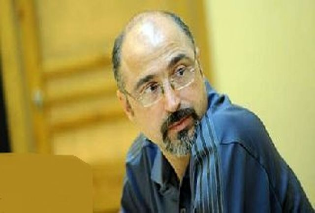 عباس غفاری، مدیر روابط عمومی اداره کل هنرهای نمایشی شد