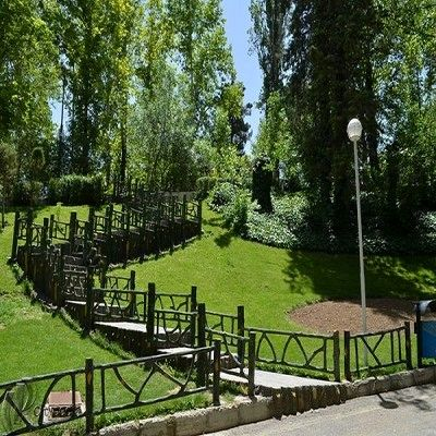 عملیات احداث پارک 31 هزار مترمربعی در سنندج آغاز شد