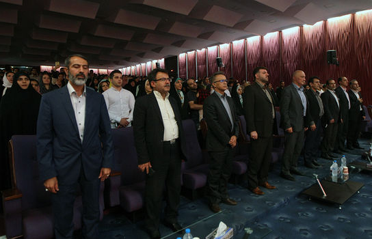 تجلیل از نخبگان استان تهران در دهه کرامت
