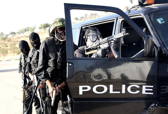 عملیات ضربتی ناجا علیه گروگان گیری مرد 40 ساله