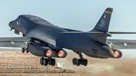 آمریکا چهار بمبافکن در دریای جنوبی چین مستقر کرد