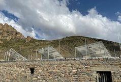اولین روستای برقدار شده توسط سیستم خورشیدی در آذربایجانغربی