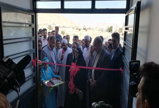 افتتاح سالن چند منظوره مجتمع ورزشی حاج عبدالرحیم فولادچنگ