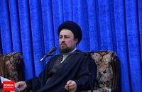 سید حسن خمینی درگذشت یک چهره ماندگار ادبیات را تسلیت گفت