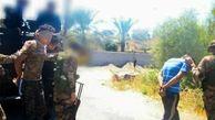 عملیات ضربتی نُجَباء در شمال پایتخت عراق و هلاکت والی داعش