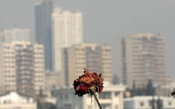 در هوای کدام شهرهای کشور نمیتوان نفس کشید!