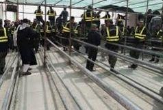 شروع بازگشت زوار اربعین/ ۴۰ هزار نفر از مرز مهران وارد کشور شدند