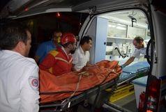 سانحه رانندگی در تبریز هفت مصدوم برجای گذاشت