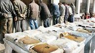 انهدام باند بزرگ قاچاق مواد مخدر در استان هرمزگان/ صدور کیفرخواست برای 9 نفر از سوداگران مرگ