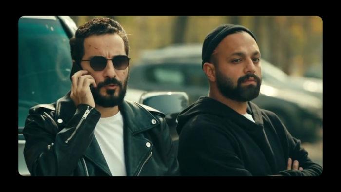 نویدمحمدزاده و صابر ابر برای اولین در نمایش خانگی /ببینید