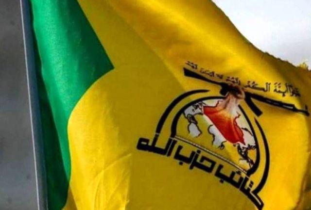 حزبالله عراق: عربستان و امارات منتظر باشند/ یک نفر در حمله هوایی آمریکا شهید شد