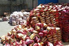 کشف برنج قاچاق  در دلفان /توقیف ماهی قاچاق در بروجرد
