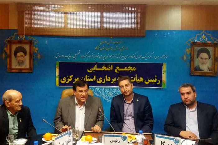 وزنه برداری ایران مسیر توسعه را می پیماید