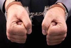 دستگیری سارق حرفه ای باغ ویلاها با هفت فقره سرقت