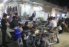 توقیف بیش از 4 هزار دستگاه موتورسیکلت متخلف در شیراز