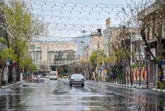 آسمان استان همدان امروز و فردا بارانی است / افزایش ۳۰ درجه ای دمای هوا در استان
