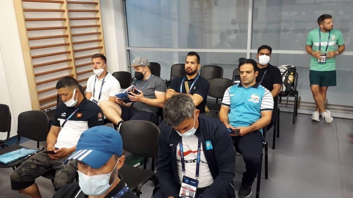 کنفرانس فنی با حضور نمایندگان ایران برگزار شد