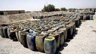 18 هزار لیتر سوخت قاچاق در بندرعباس
