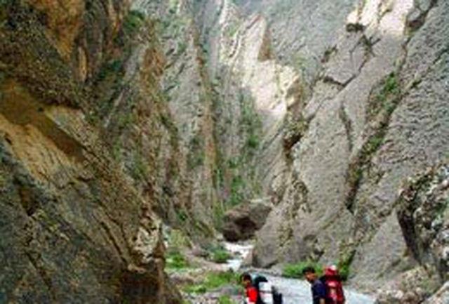 رودخانه بابا رمضان در استان خراسان رضوی